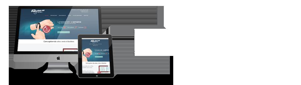 Une site web pas chère